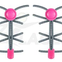 Pink Rock EZ Laces