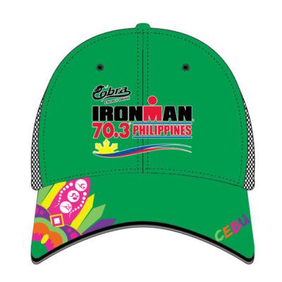 Cobra Ironman 70.3 Green Trucker